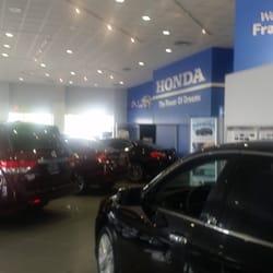 Frank fletcher honda 15 reviews garages 2921 moberly for Honda bentonville ar