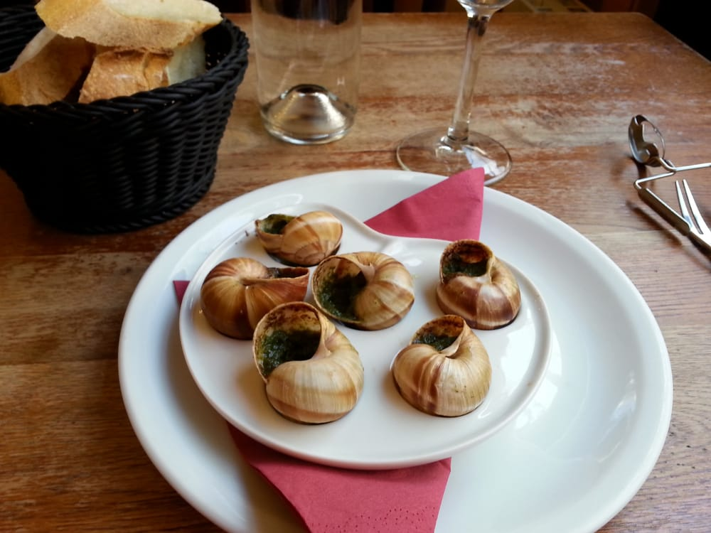 Escargots yelp - Comptoir de la gastronomie ...