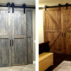 Photo of Arizona Barn Doors - Gilbert AZ United States. Custom sliding barn & Arizona Barn Doors - Contractors - Gilbert AZ - Phone Number - Yelp