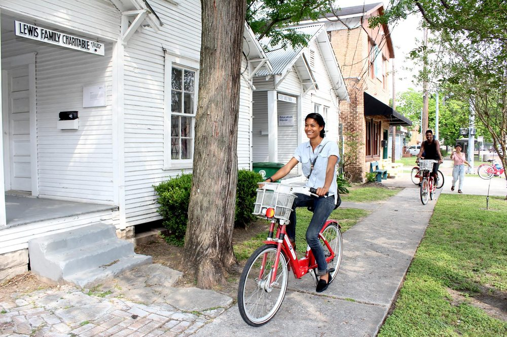 Houston B-Cycle: 1900 Main St, Houston, TX