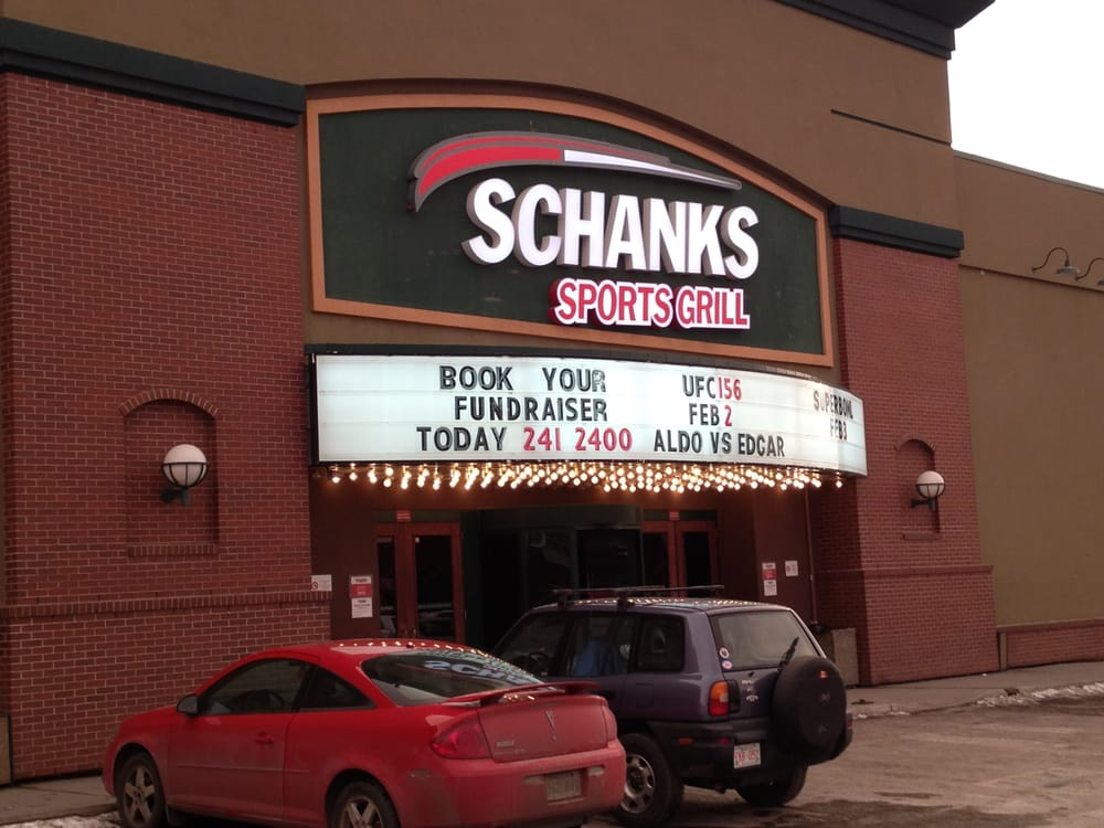 Schanks Calgary South