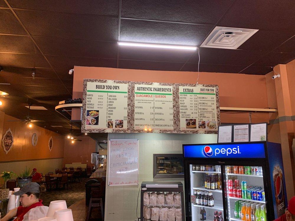 Laredo's Burrito and Taco Shop: 202 N Main St, Ashland City, TN