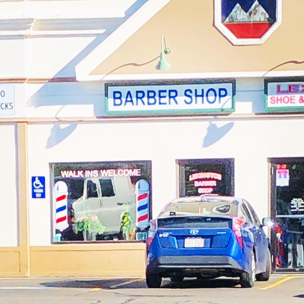 Lexington Barbershop: 323 Woburn St, Lexington, MA