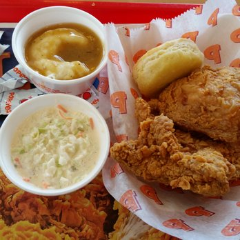 Popeyes Louisiana Kitchen Food popeyes louisiana kitchen - 34 photos & 101 reviews - fast food