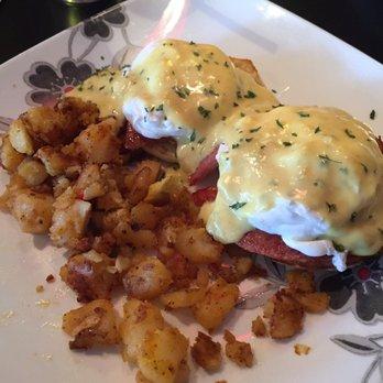 Photo Of Cafe 401 U0026 Grill   Union, NJ, United States. Eggs Benedict