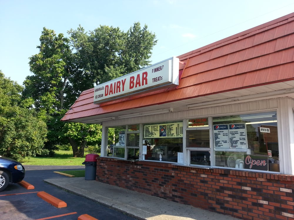 Jeradans Dairy Bar & Convenient Mart: 100 Scott St, Worthington, KY
