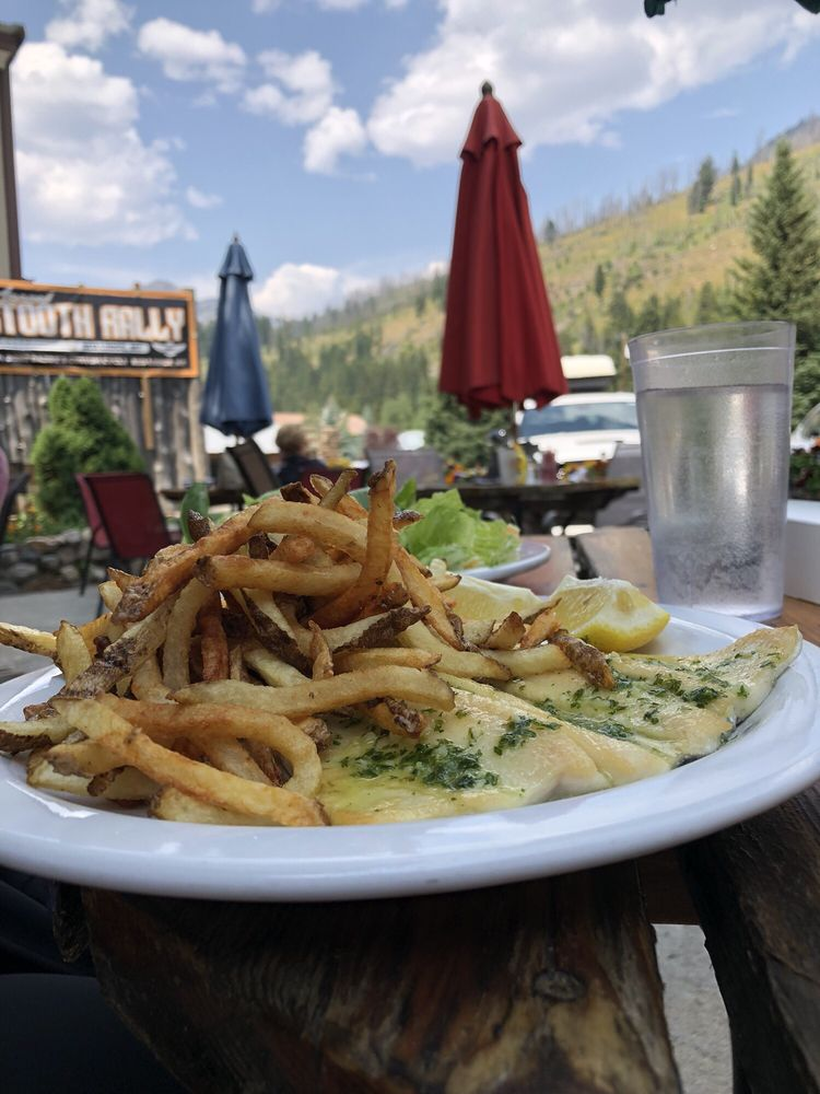 The Bistro: 214 Main St, Cooke City, MT