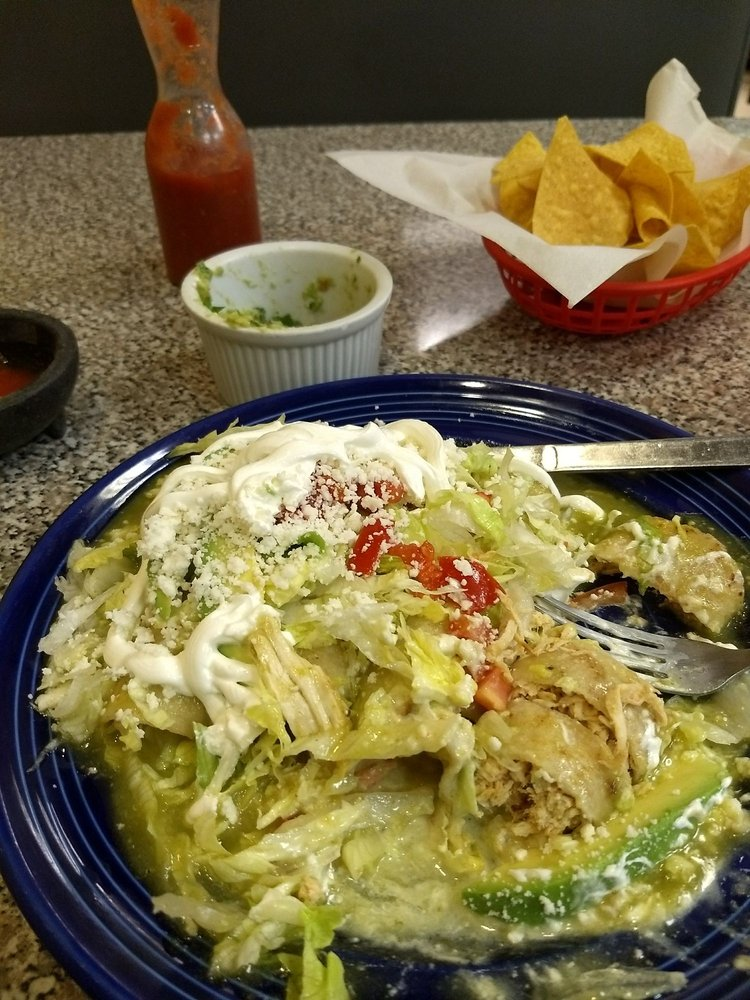 Food from La Perla