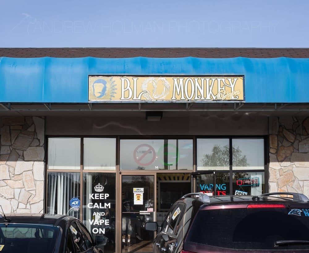 Bloo Monkey Vapes: 601 W 36th Ave, Anchorage, AK