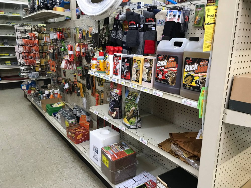 Athens Hardware Store: 200 Alfred St, Athens, WI