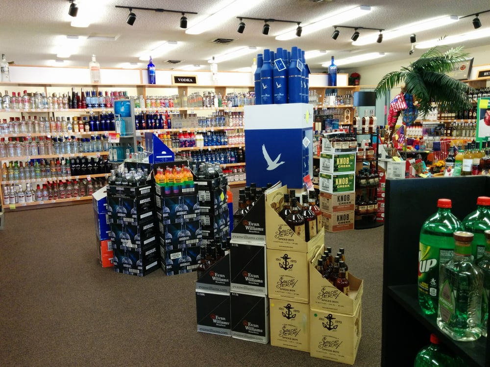 Liquor Stores-State: 2611 N Government Way, Coeur D Alene, ID
