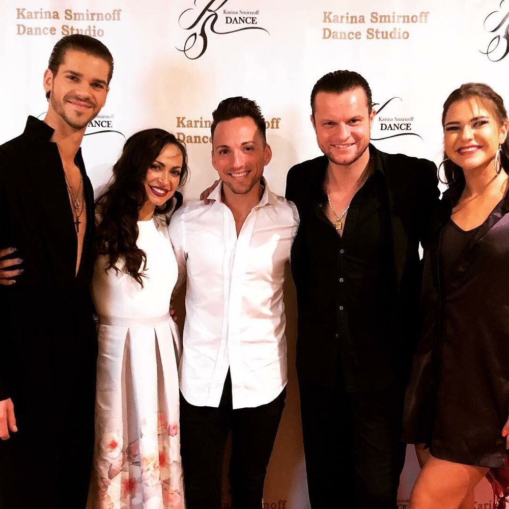 Karina Smirnoff Wedding.Karina Smirnoff S Dance 18 Reviews Dance Studios 6344
