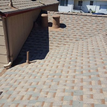 Photo Of Pacific Coast Roofing Service   Richmond, CA, United States. Roof  Venting