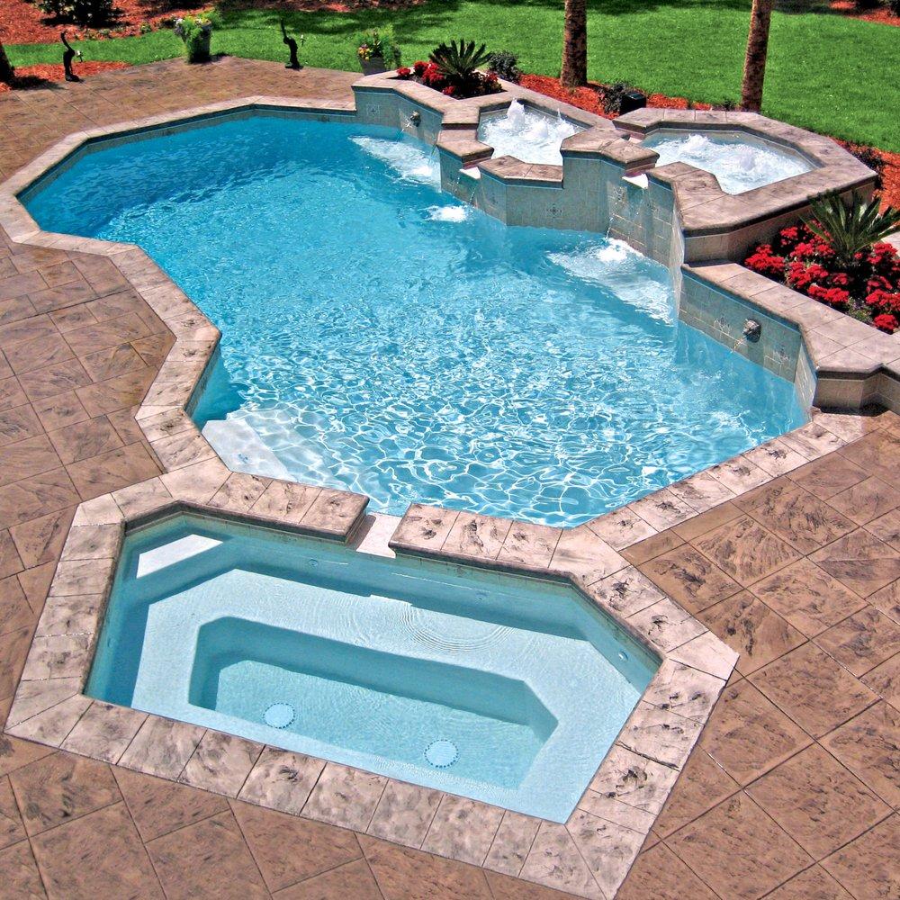 Blue Haven Pools / Trinity Valley Pools: 51559 Hwy 69, Bullard, TX