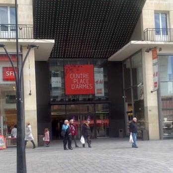 Centre place d armes centre commercial 12 rue de la halle valenciennes nord num ro de - Nouveau centre commercial amiens nord ...