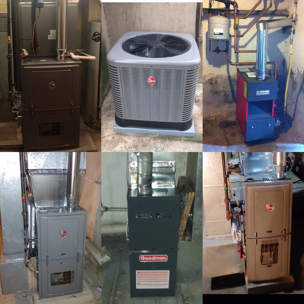 J's Heating and Air Conditioning: Collingdale, PA