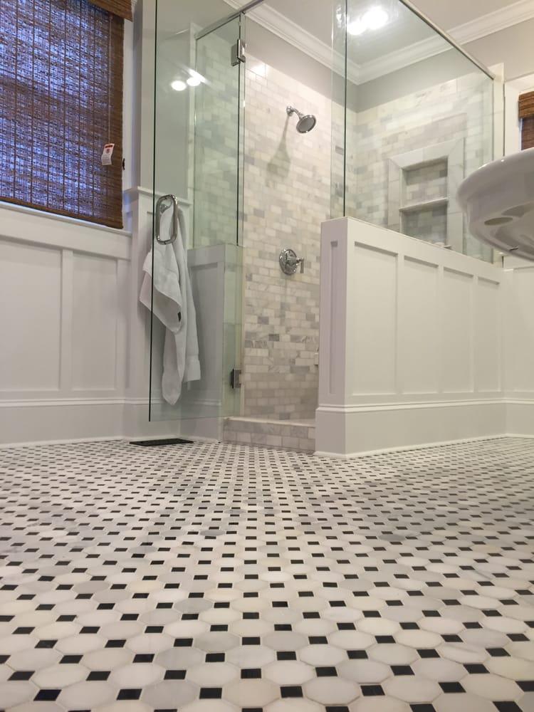Beautiful New Bathroom Remodel In Early S Home Yelp - Bathroom remodeling kennesaw ga