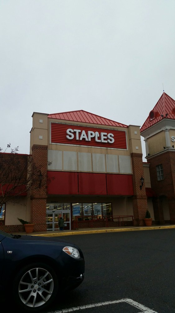 Staples 10 Reviews Office Equipment 21060 Southbank St Sterling Va Phone Number Yelp