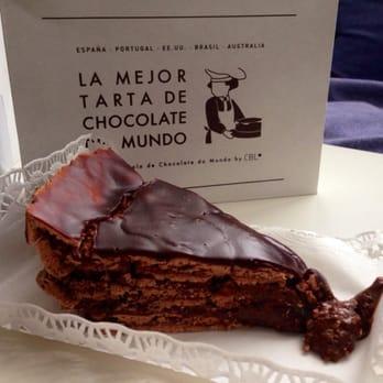 La mejor tarta de chocolate del mundo 21 fotos y 21 - Tarimas del mundo madrid ...