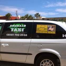 Photo Of Emerald Taxi Panama City Beach Fl United States We Were