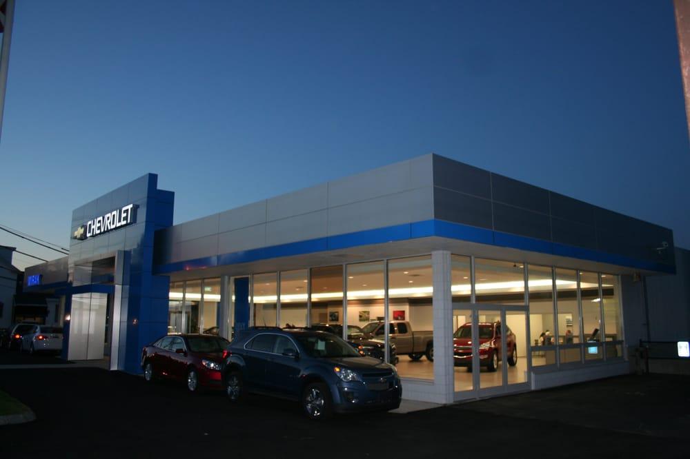 Mirak Chevrolet Chevrolet Dealership In Arlington Ma