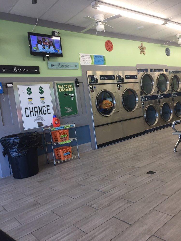 Evans Mill Laundry
