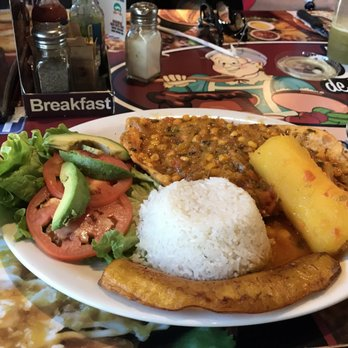 Authentic Colombian Food Near Me