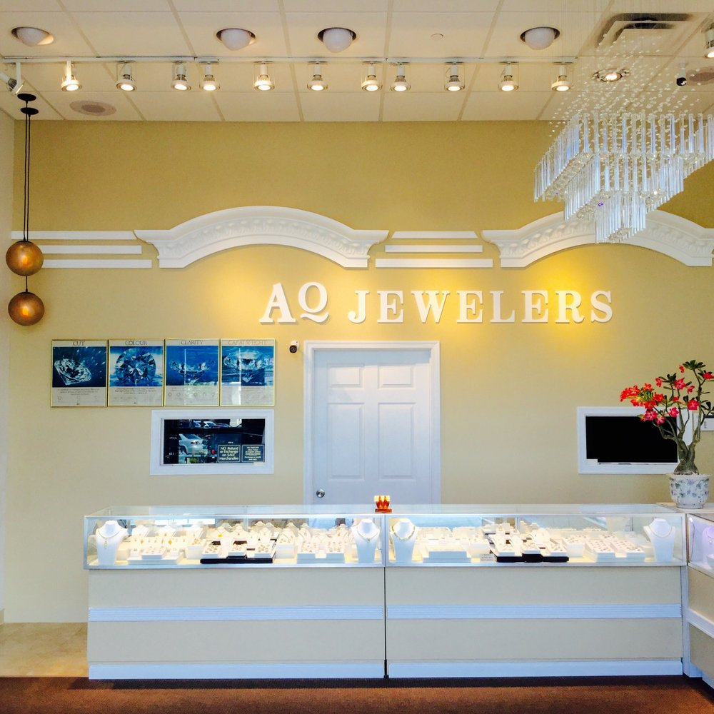 AQ Jewelers: 42841 Creek View Plz, Ashburn, VA