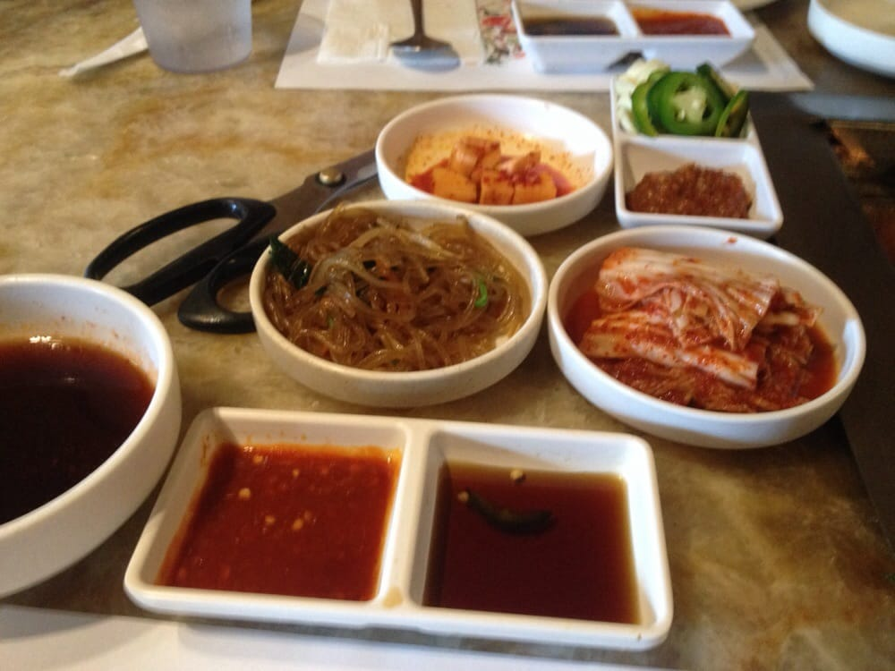 Dipping sauces yelp for Korean restaurant garden grove