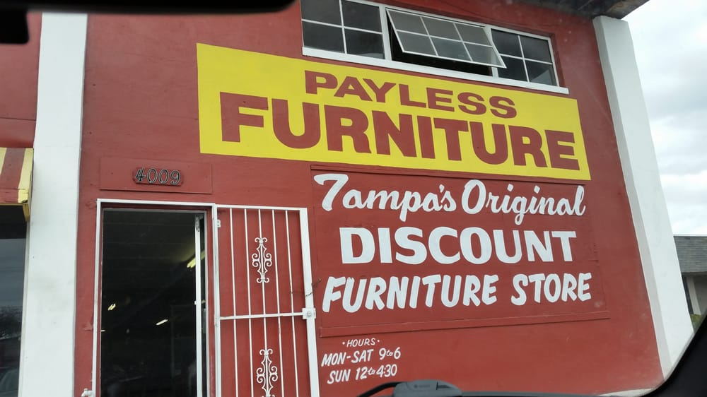 Payless Furniture Furniture Stores 4009 W Hillsborough Ave Town N Country Tampa Fl