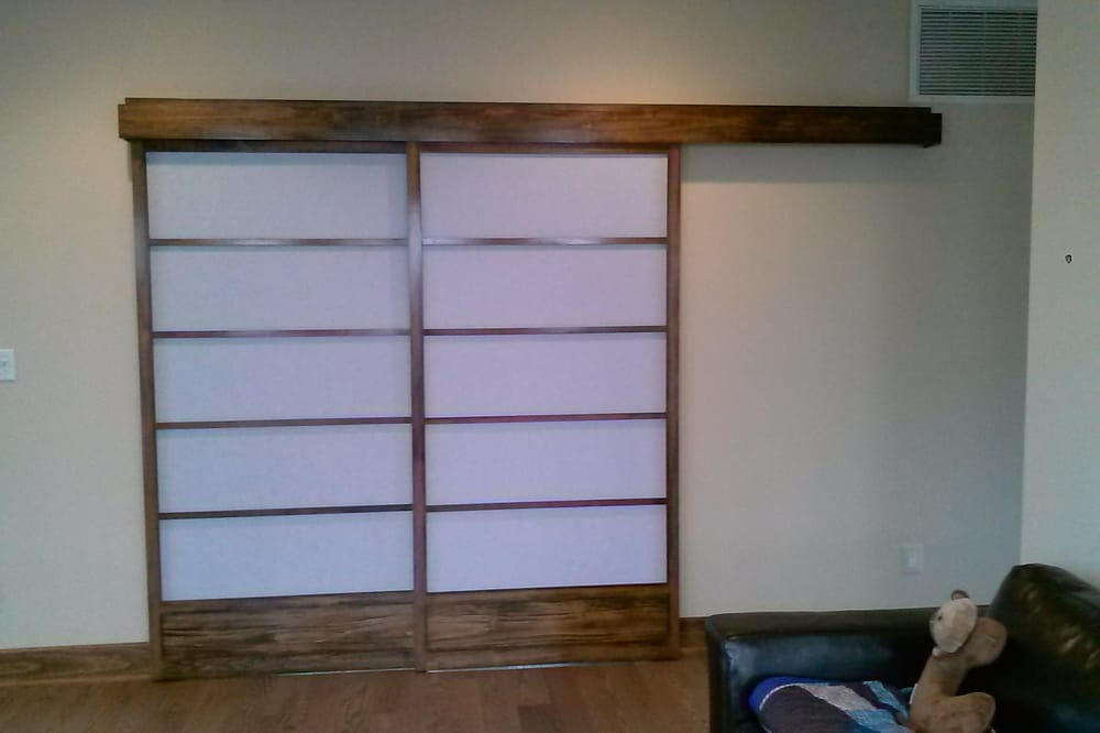 Free Floating Set Of Shoji Room Divider Screens Yelp
