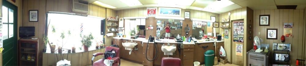Delhi Barber: 402 Greenwell Ave, Cincinnati, OH