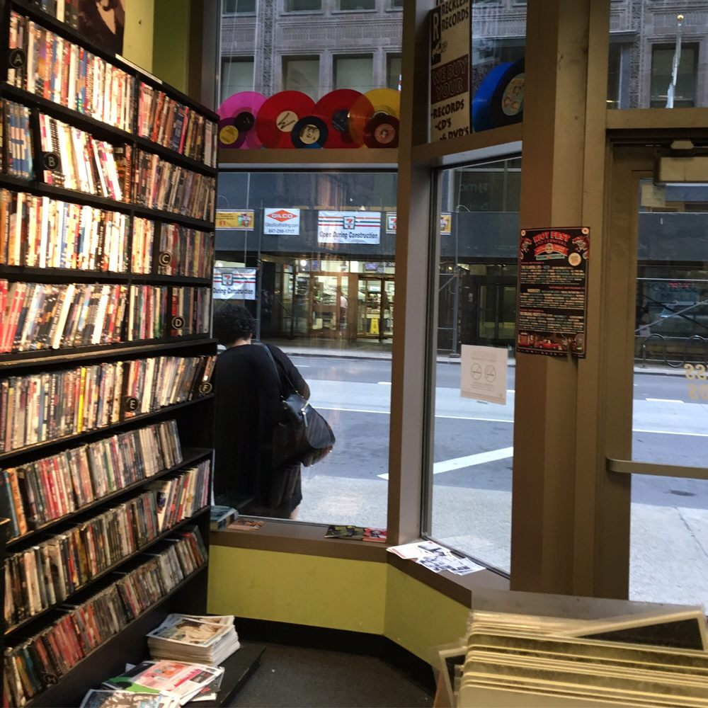 Reckless Records - 25 Photos & 95 Reviews - Music & DVDs