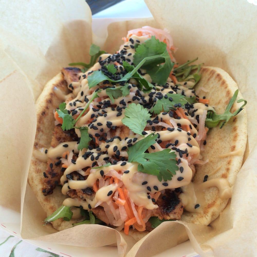 Vietnamese pork loin wrap 8 yelp for Art cuisine tahiti
