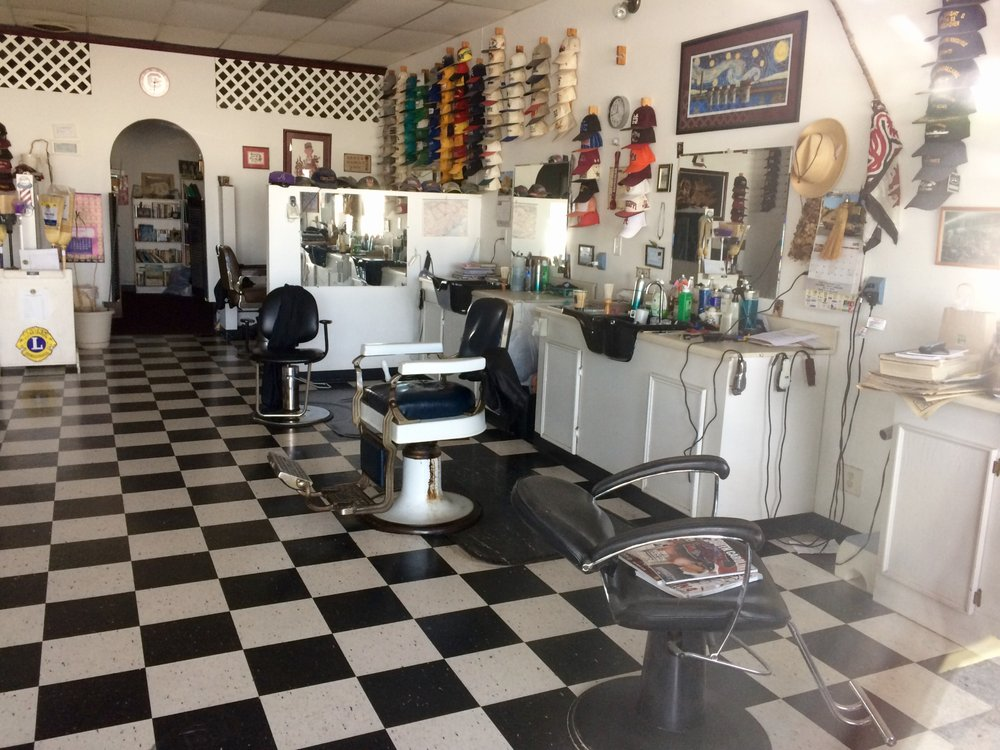 Frank's Barber Shop: 170 Ellis Ave, Lexington, SC