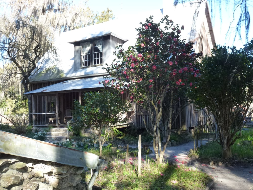 Dudley Farm Historic State Park: 18730 W Newberry Rd, Newberry, FL