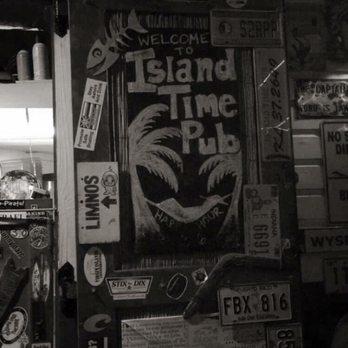 Island Time Pub St Thomas Usvi
