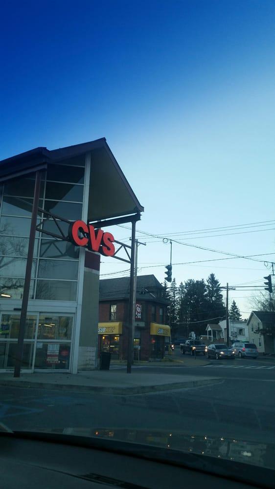 CVS pharmacy: 241 Mohawk Ave, Scotia, NY