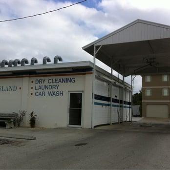 Mid Island Laundry Car Wash Laundry Services 5669 Estero Blvd