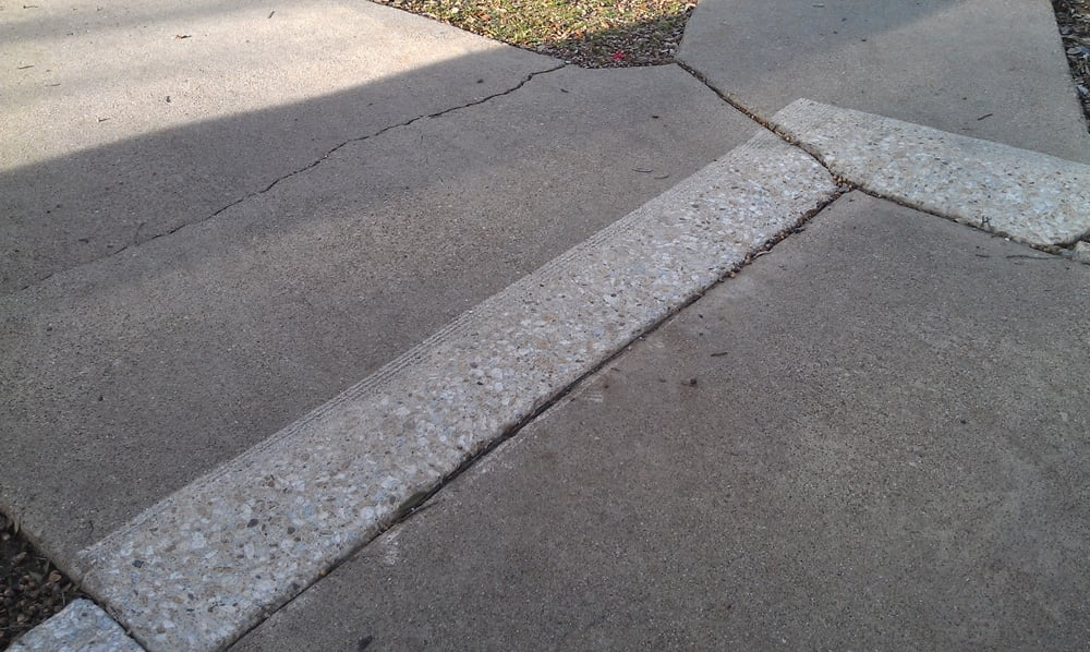 Concrete Sidewalk Grinding : Photos for aaa walkway concrete grinding raising yelp