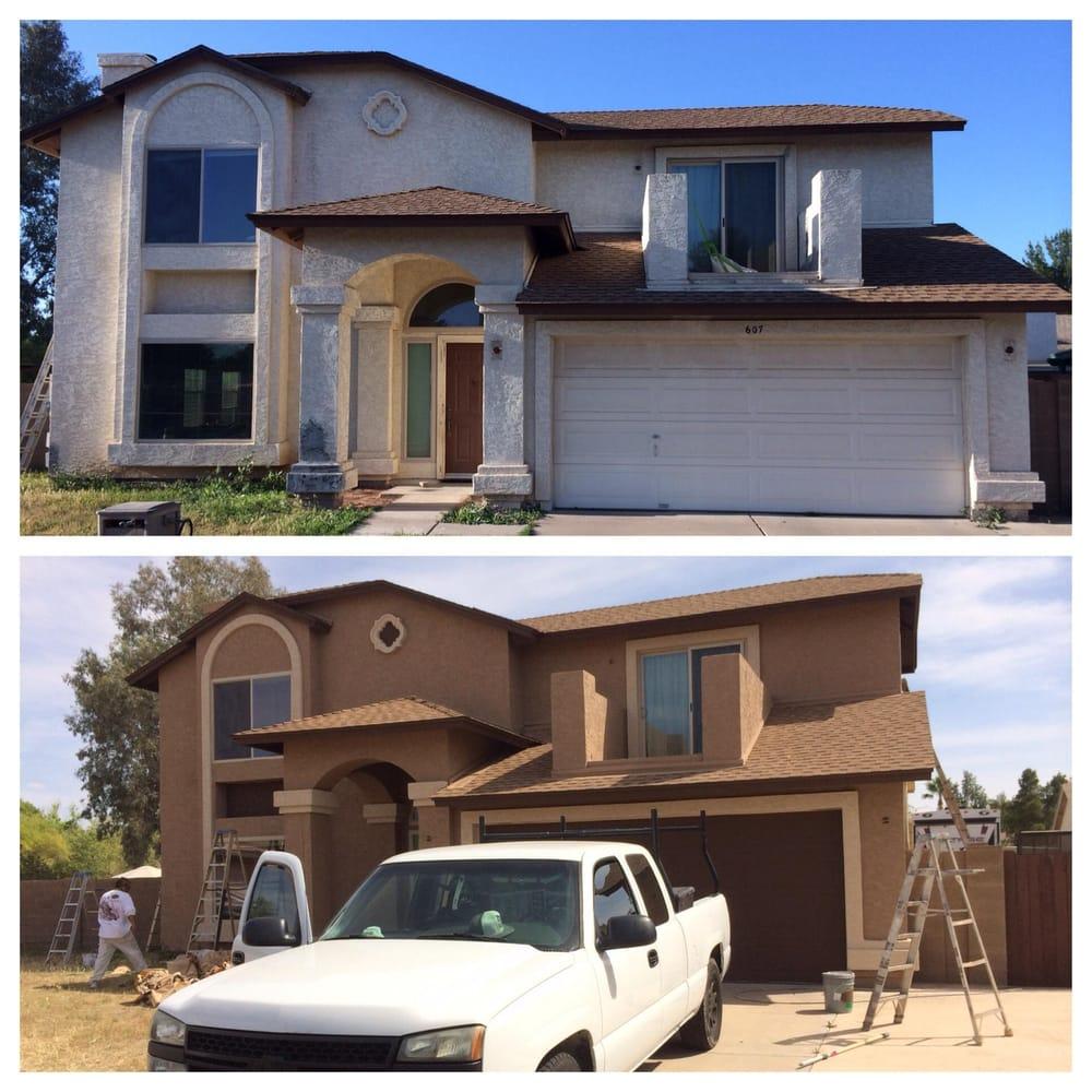 Exterior Home Painting Cost: Arizona Exterior - Yelp