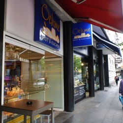 Küchenstudios Düsseldorf oehme brot kuchen bakeries oststr 89 stadtmitte dusseldorf