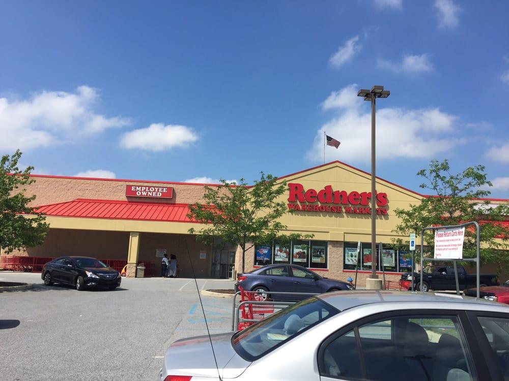 Redner's Warehouse Market: 88 Salt Creek Dr, Dover, DE