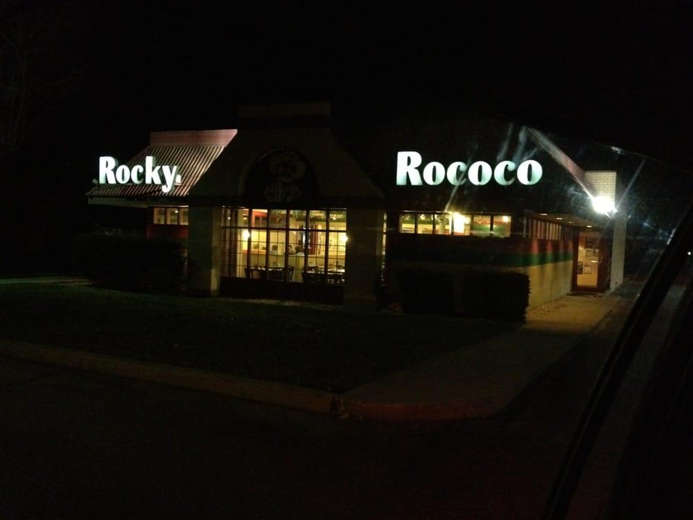 Rocky Rococo: 1210 W Main St, Whitewater, WI