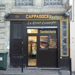 cappadoce 11 photos 43 avis restaurant halal 5 rue des bahutiers h tel de ville. Black Bedroom Furniture Sets. Home Design Ideas
