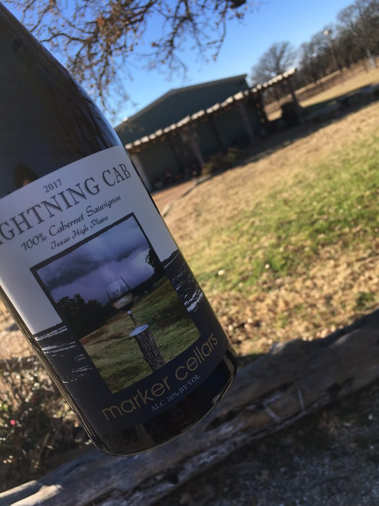 Marker Cellars Family Winery: 1484 Cr 2585, Alvord, TX