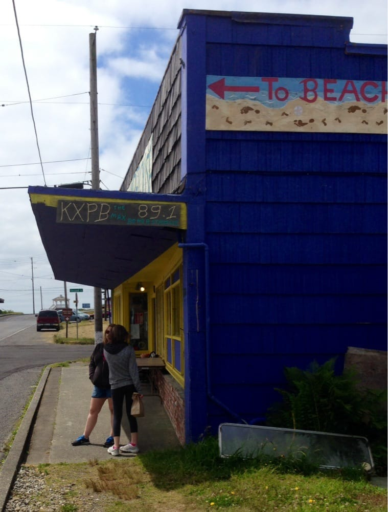 Kxpb Radio: 48 Main St, Pacific Beach, WA