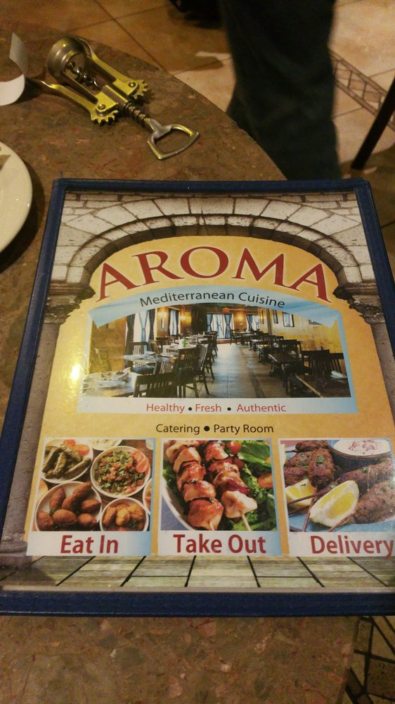 Awesome delicious delightful yelp for Aroma mediterranean cuisine king of prussia