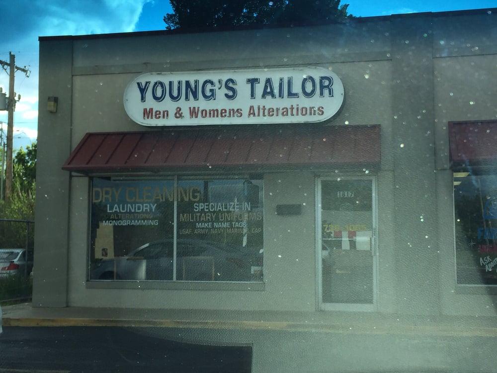 Young's Tailor Shop: 1817 S Air Depot Blvd, Oklahoma City, OK
