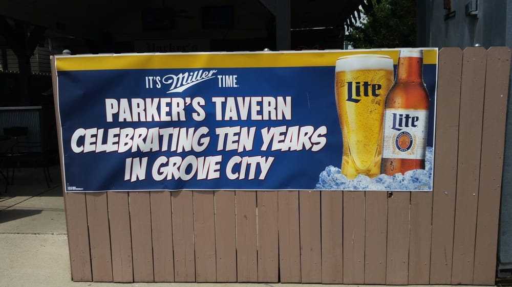 Parkers Tavern: 3998 Broadway, Grove City, OH